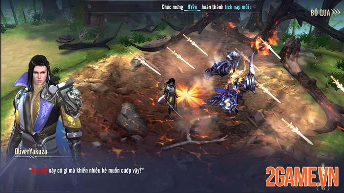 Trải nghiệm Tàng Kiếm Mobile - Game kiếm hiệp ấn tượng đầu tháng 9 1