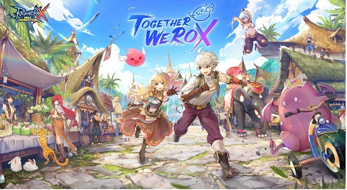 Ragnarok X: Next Generation chính thức ra mắt tại Việt Nam 0