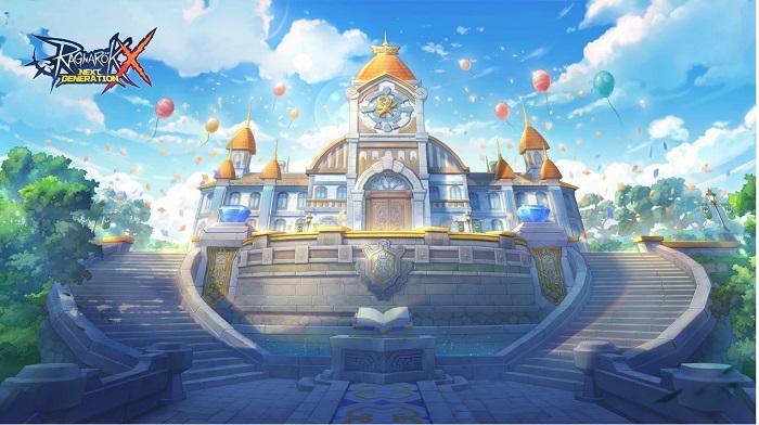 Ragnarok X: Next Generation chính thức ra mắt tại Việt Nam 1