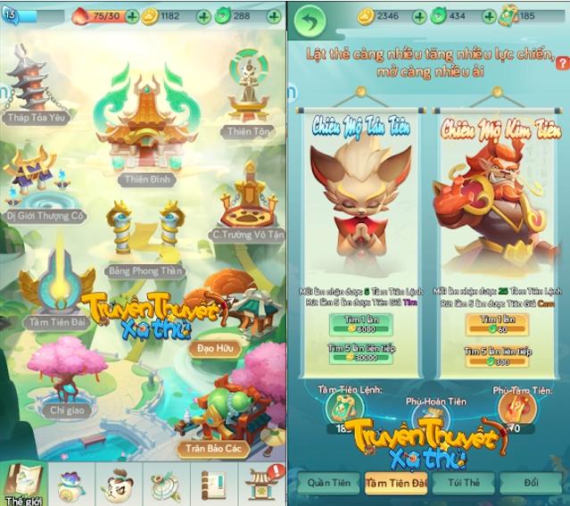 Truyền Thuyết Xạ Thủ Mobile bất ngờ ra mắt lúc 10h00 03/09 khiến game thủ tò mò 9