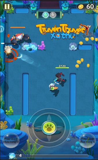 Truyền Thuyết Xạ Thủ Mobile bất ngờ ra mắt lúc 10h00 03/09 khiến game thủ tò mò 1