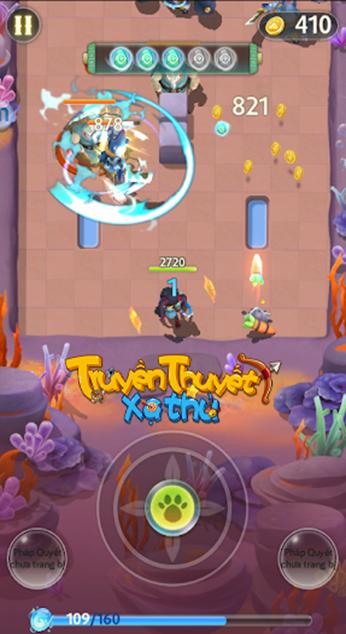 Truyền Thuyết Xạ Thủ Mobile bất ngờ ra mắt lúc 10h00 03/09 khiến game thủ tò mò 3