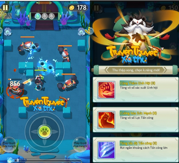 Truyền Thuyết Xạ Thủ Mobile bất ngờ ra mắt lúc 10h00 03/09 khiến game thủ tò mò 5