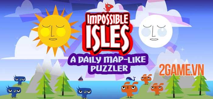 Impossible Isles - Game giải đố kết hợp đánh theo lượt hấp dẫn 3