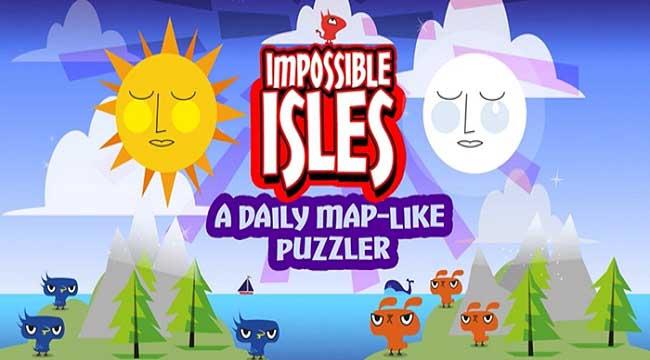 Impossible Isles – Game giải đố kết hợp đánh theo lượt hấp dẫn