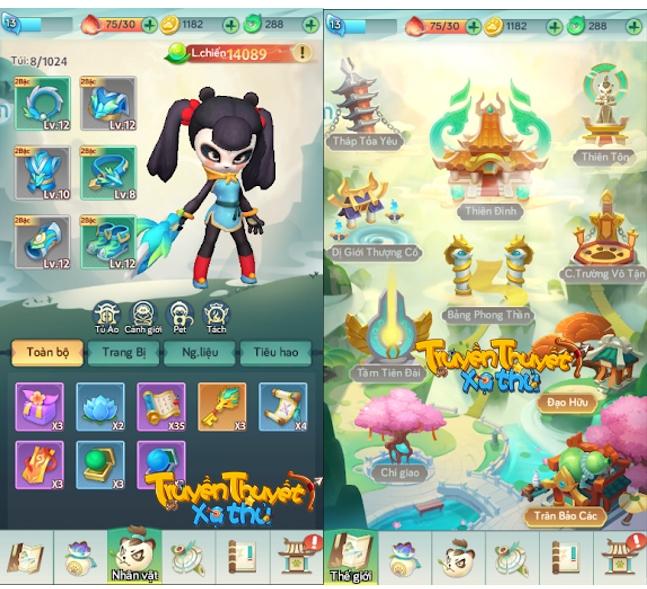 Các yếu tố tạo nên sức hút khó cưỡng tại game mobile Truyền Thuyết Xạ Thủ 9