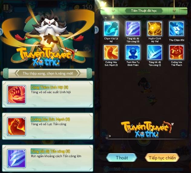 Các yếu tố tạo nên sức hút khó cưỡng tại game mobile Truyền Thuyết Xạ Thủ 2