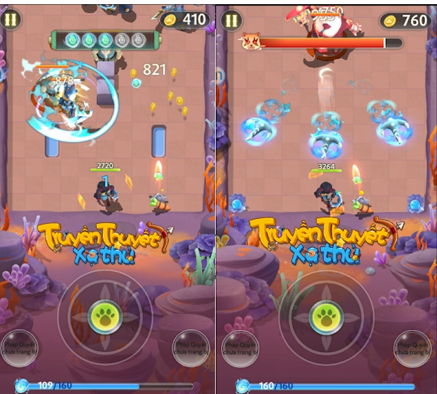 Các yếu tố tạo nên sức hút khó cưỡng tại game mobile Truyền Thuyết Xạ Thủ 4
