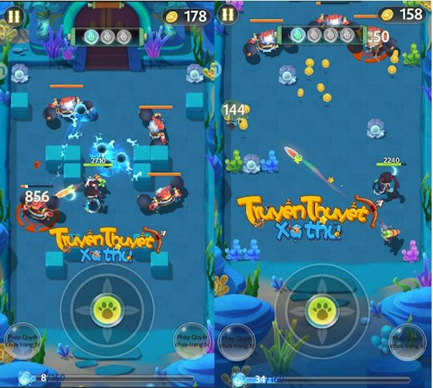 Các yếu tố tạo nên sức hút khó cưỡng tại game mobile Truyền Thuyết Xạ Thủ 5