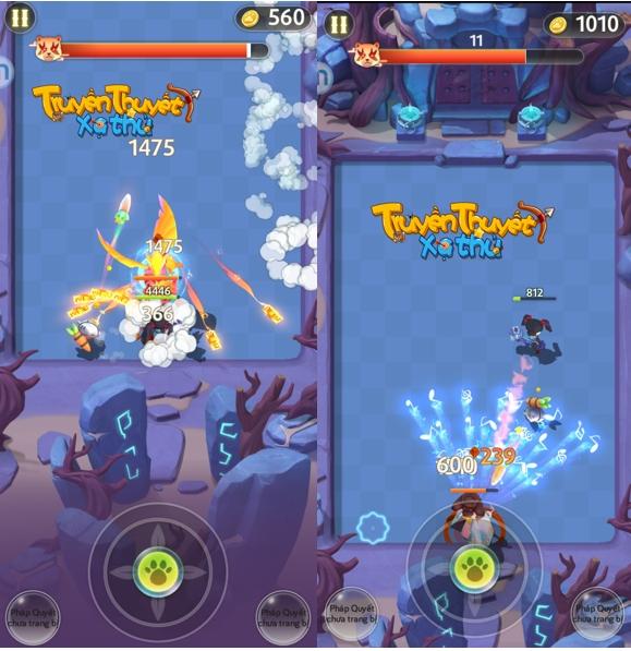 Các yếu tố tạo nên sức hút khó cưỡng tại game mobile Truyền Thuyết Xạ Thủ 8