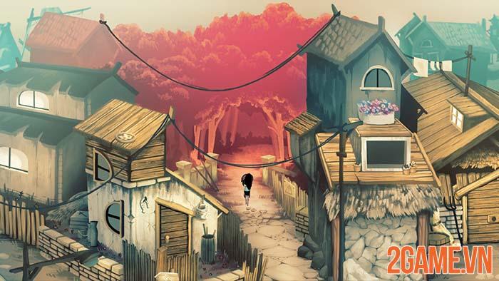 Chidren of Silenttown - Game kinh dị đầy ám ảnh với phong cách vẽ tay 0