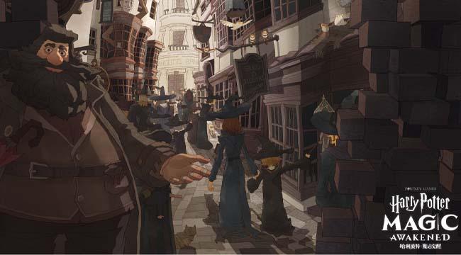 Harry Potter: Magic Awakened chuẩn bị ra mắt cộng đồng trong tháng 9