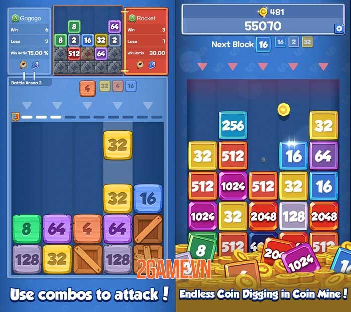 Drop Battle - Game hợp nhất giống Tetris với trọng tâm là PvP 0