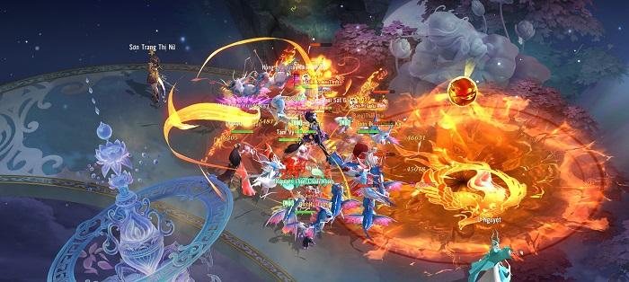 """Điểm mặt những chiến trường khốc liệt kinh điển trong Thần Kiếm Mobile: Các dân chơi """"hệ chiến"""" nhìn phát mê ngay 1"""