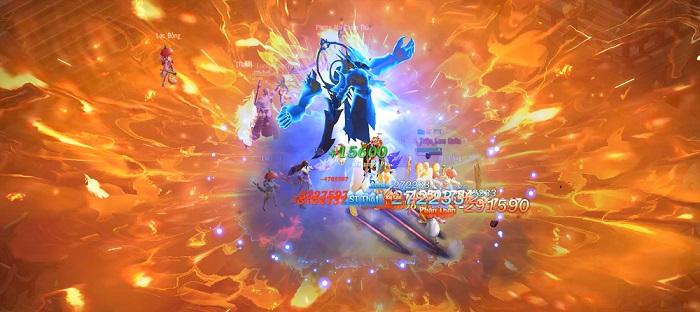 """Điểm mặt những chiến trường khốc liệt kinh điển trong Thần Kiếm Mobile: Các dân chơi """"hệ chiến"""" nhìn phát mê ngay 4"""