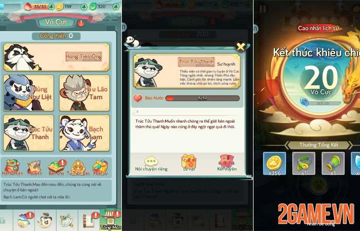 Đánh giá Truyền Thuyết Xạ Thủ - Kungfu Panda với lối chơi đơn giản 3