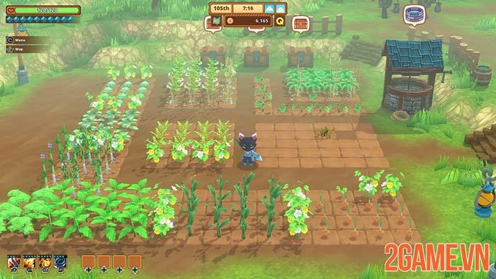 Kitaria Fables - Khi game thủ trở thành mèo làm nông dân và cứu thế giới 3