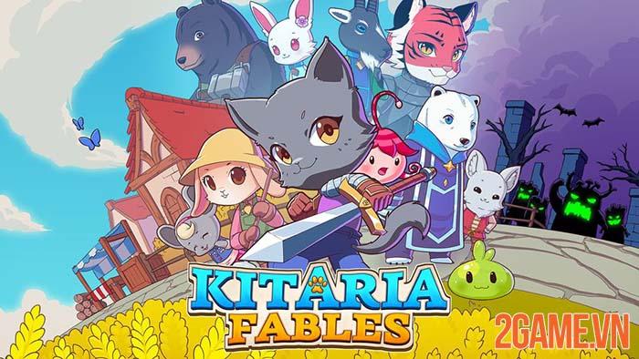 Kitaria Fables - Khi game thủ trở thành mèo làm nông dân và cứu thế giới 0