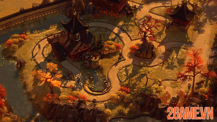 Shadow Tactics: Blades of the Shogun - Mở ra thời đại chiến quốc loạn lạc 0