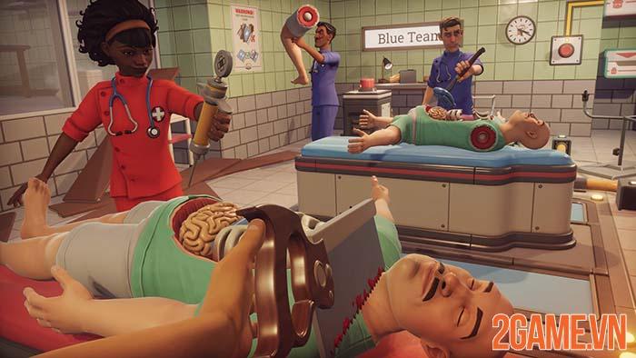 Surgeon Simulator 2 - Trải nghiệm làm bác sỹ tuyến đầu mùa dịch 2