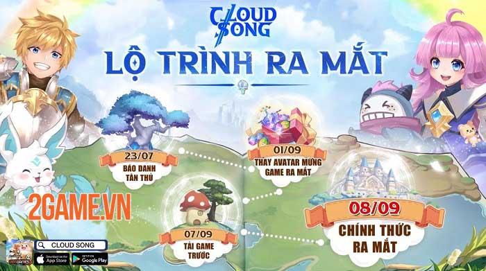 Cloud Song VNG: Vùng đất hứa của người yêu thích thể loại anime/manga 3
