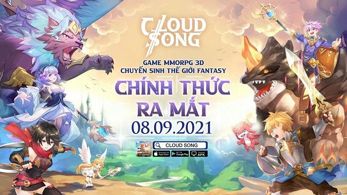 Thế giới pháp thuật Cloud Song VNG chính thức cập bến Việt Nam 0