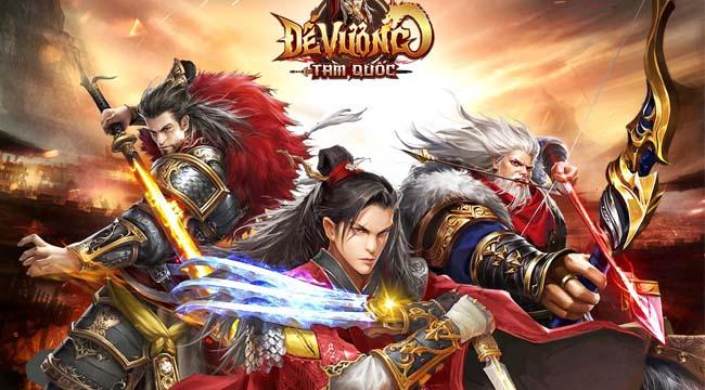 Đế Vương Tam Quốc Funtap – Tái khởi dòng game chiến thuật Tam Quốc ở Việt Nam