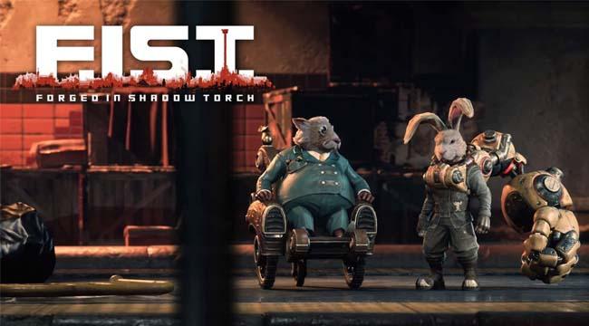 F.I.S.T.: Forged In Shadow Torch – Giải cứu thế giới trong lốt thỏ dễ thương