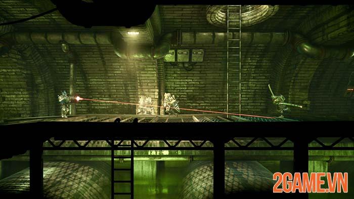 F.I.S.T.: Forged In Shadow Torch - Giải cứu thế giới trong lốt thỏ dễ thương 2