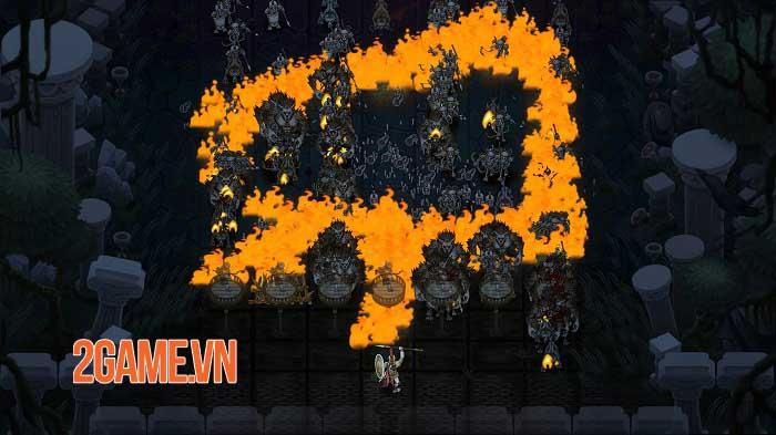 Legendary Hoplite - Game Việt kết hợp 2 thể loại Tower Defense và Action RPG 1