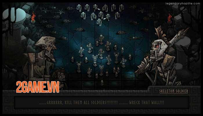 Legendary Hoplite - Game Việt kết hợp 2 thể loại Tower Defense và Action RPG 3