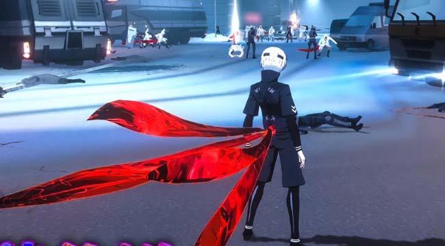The Legend Of The Red Eyes – Phiên bản mobile chân thực của Anime Tokyo Ghoul