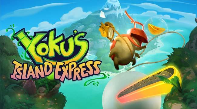 Yoku's Island Express – Nhập vai bọ hung bưu tá miễn phí trên Epic Game