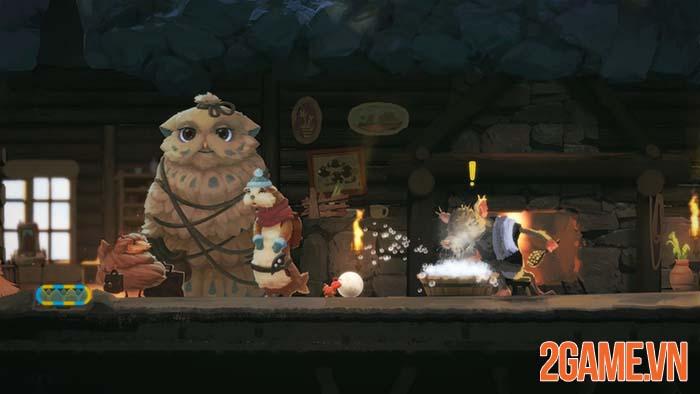 Yoku's Island Express - Nhập vai bọ hung bưu tá miễn phí trên Epic Game 3