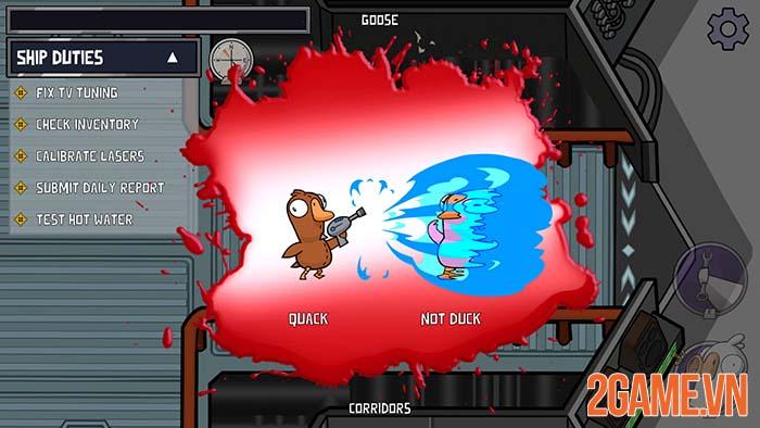 Goose Goose Duck - Game sinh tồn phong cách Ma Sói trong lốt vịt 1