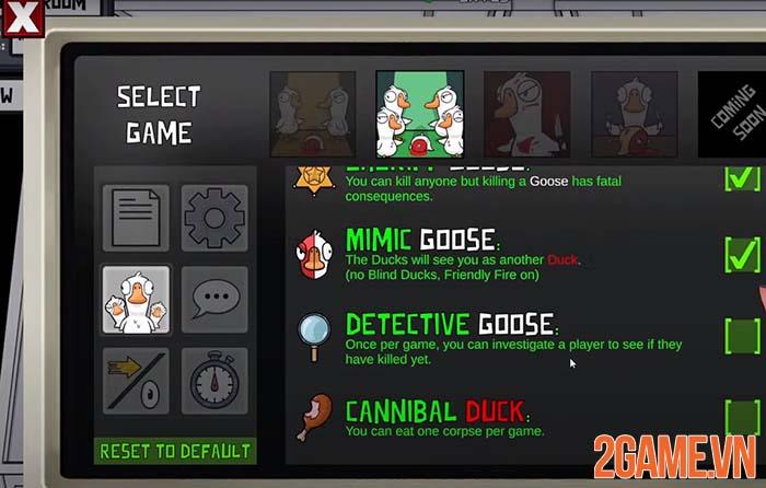 Goose Goose Duck - Game sinh tồn phong cách Ma Sói trong lốt vịt 2