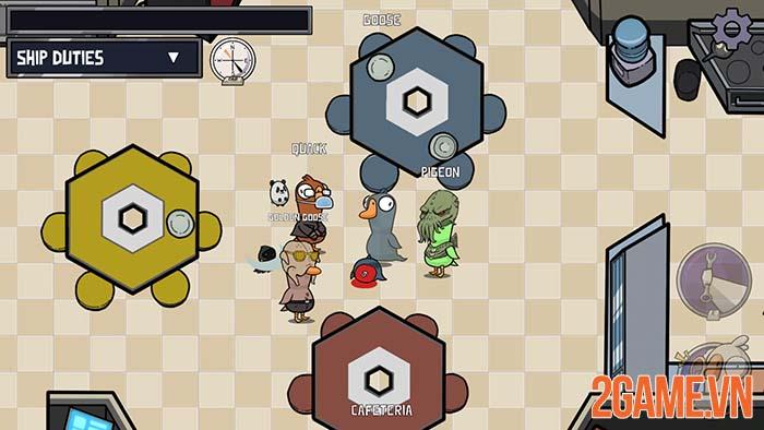 Goose Goose Duck - Game sinh tồn phong cách Ma Sói trong lốt vịt 0