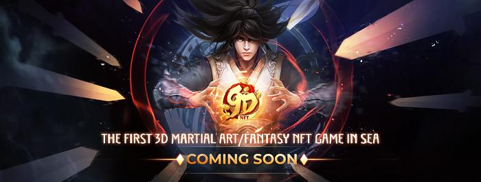 Thời kỳ hoàng kim của game thủ Việt sắp trở lại cùng dự án game NFT kiếm hiệp 3D đầu tiên trên blockchain 0