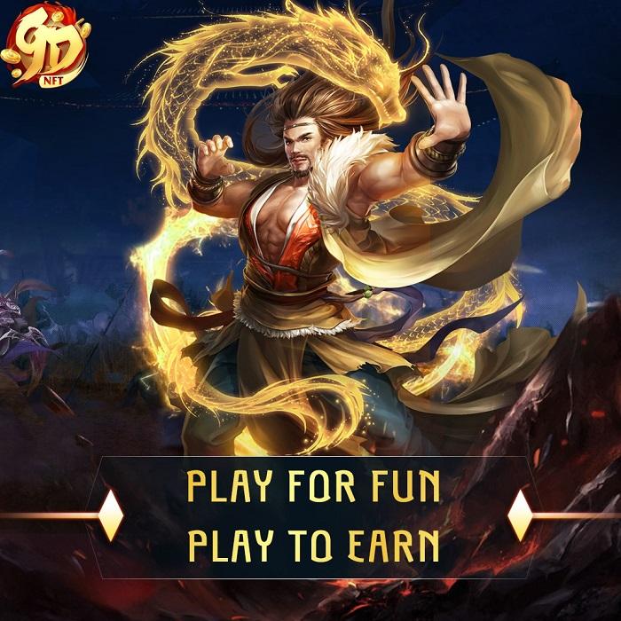 Thời kỳ hoàng kim của game thủ Việt sắp trở lại cùng dự án game NFT kiếm hiệp 3D đầu tiên trên blockchain 1