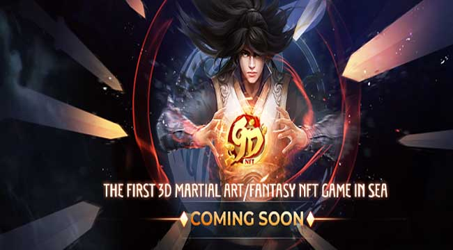 Thời kỳ hoàng kim của game thủ Việt sắp trở lại cùng dự án game NFT kiếm hiệp 3D đầu tiên trên blockchain