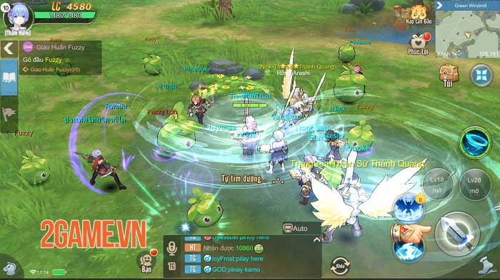 Trải nghiệm Cloud Song VNG: Cộng đồng đông vui, gameplay cực chất và nhiều ưu đãi đặc biệt 0