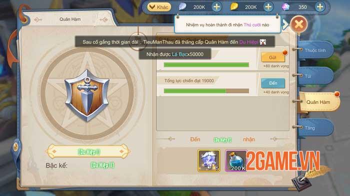 Trải nghiệm Cloud Song VNG: Cộng đồng đông vui, gameplay cực chất và nhiều ưu đãi đặc biệt 9
