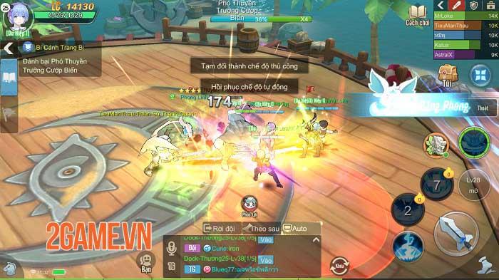 Trải nghiệm Cloud Song VNG: Cộng đồng đông vui, gameplay cực chất và nhiều ưu đãi đặc biệt 3