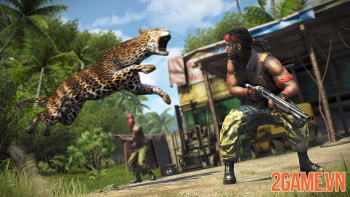Far Cry 3 game hành động thế giới mở hấp dẫn đang được tặng miễn phí 2