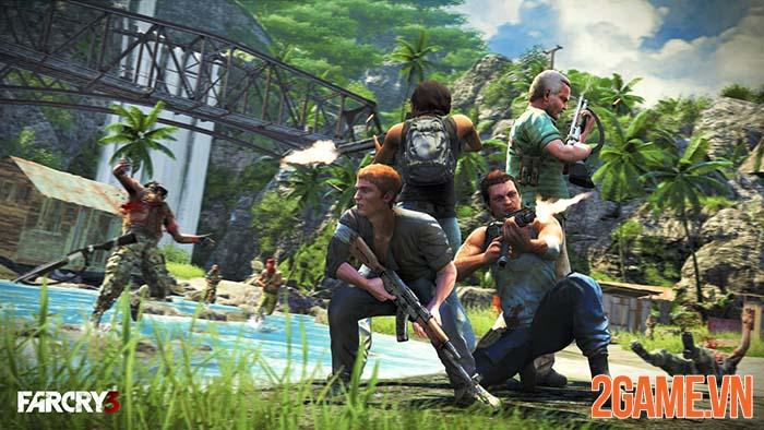 Far Cry 3 game hành động thế giới mở hấp dẫn đang được tặng miễn phí 0