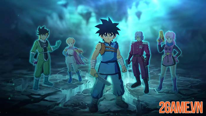 Dragon Quest The Adventure of Dai: A Hero's Bonds đã sẵn sàng ra mắt 0