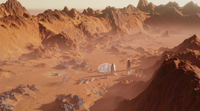 Surviving Mars – Game sinh tồn xây dựng thành phố đang miễn phí
