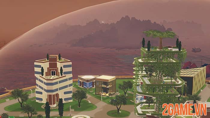 Surviving Mars - Game sinh tồn xây dựng thành phố đang miễn phí 1