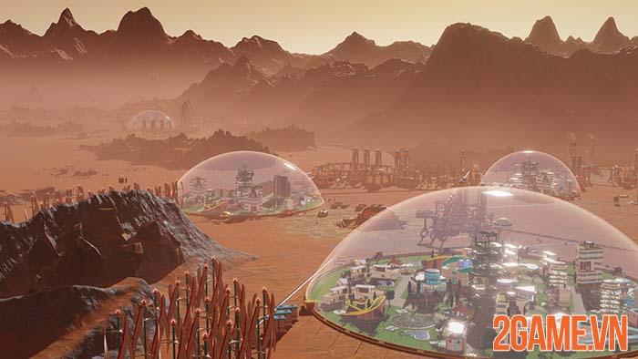 Surviving Mars - Game sinh tồn xây dựng thành phố đang miễn phí 3