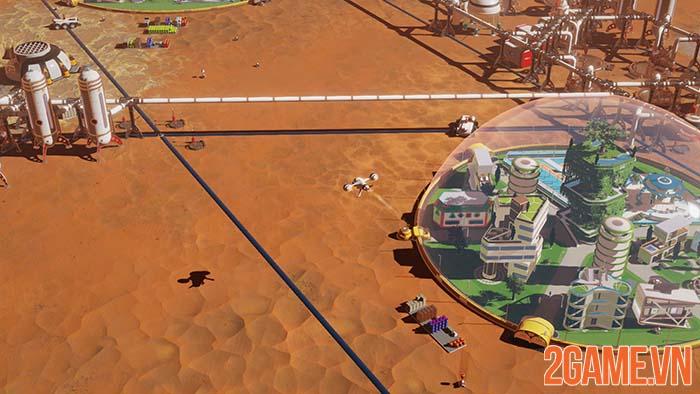 Surviving Mars - Game sinh tồn xây dựng thành phố đang miễn phí 4